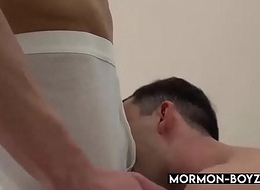 Inseparable Mormon Meeting With Horny Daddies And Young Twink - MORMON-BOYZ.COM