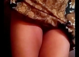 Take charge Desi doodhwali Indian Beauty Hot tease showing throughout her Curvy assets