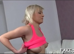 Superlatively good casting porn videos