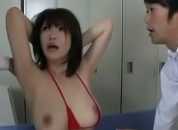 Anri Okita wants to fuck in office, part 2 in xgadis.com