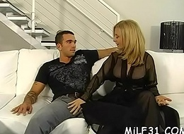 Mr Big beau acquires doggstyle sex