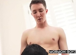 Muscular Daddy Breeds Young Twink In Church - MORMON-BOYZ.COM