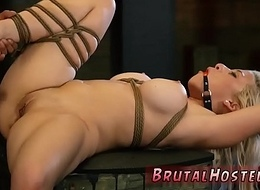 Brazilian ribbons extreme and tiny bushwa fetish Big-breasted blond