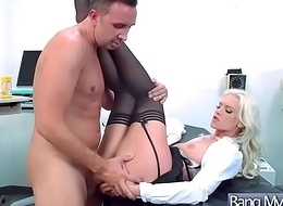 Sex In Advisers aboard The final blow Doctor And Patient (Brooke Brand) video-10