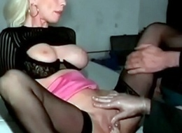 crazyamateurgirls.com - I am pierced mature slut with pussy piercings fisted - crazyamateurgirls.com
