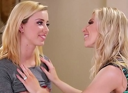 Between your legs it'_s magical, Honey! - Ashley Fires and Haley Reed