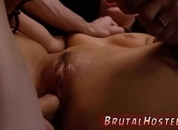 Extreme screaming hardcore Two young sluts, Sydney Cole added to Olivia