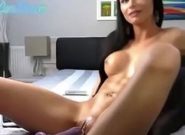 sexy latina milf go down retreat from through fuck machine CamJoie.com