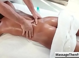 Fantasy Massage Presents Room Charge My Rubdown with Jaye Summers vid-02