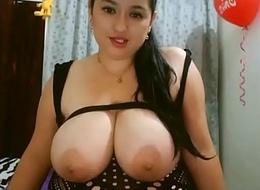 Hot big tits babe free cam chat show